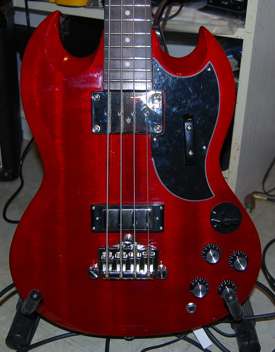 Epiphone Custom Shop Eb3 Bass Archives
