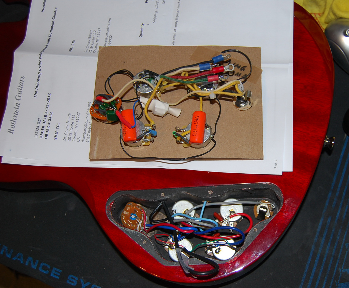 3 easy mods to make your epiphone eb3 bass great part 1 epiphone eb3 wiring