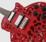 Les Paul Bodies are 3D Printed